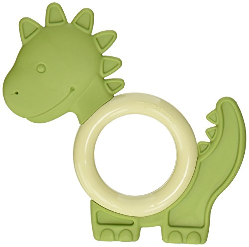 My Natural Soft Comfort Teether, Dino by My Natural
