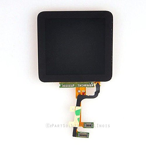 splay Touch Screen Digitizer Assembly for iPod Nano 6th Gen Replacement Part USA Seller ()