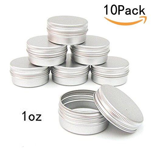 Aluminum Lip Balm Containers - 9