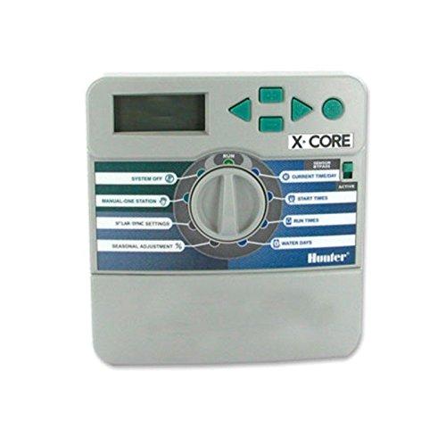 Jardin202 - Elektronischer Programmierer Hunter X-Core. Xc-401 X-E Exterior 4 Estaciones
