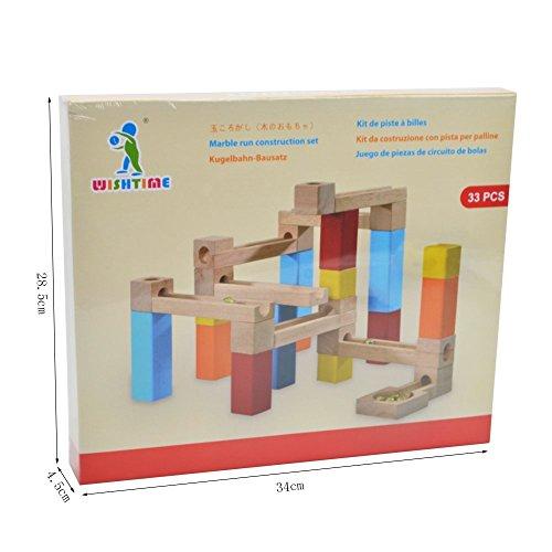 Bino 82071 Marble Run Multicolour