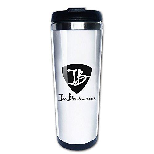Joe Bonamassa Logo Coffee Thermos Mug