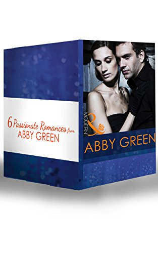 book cover of The Abby Green Modern Collection