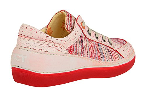 Femme Chaussures À Eject Rouge Classique 001 Et Coupe 18341 Lacets q7AHU