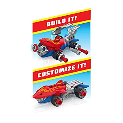 Mattel Hot Wheels Ready to Race Car Builder: Toys & Games