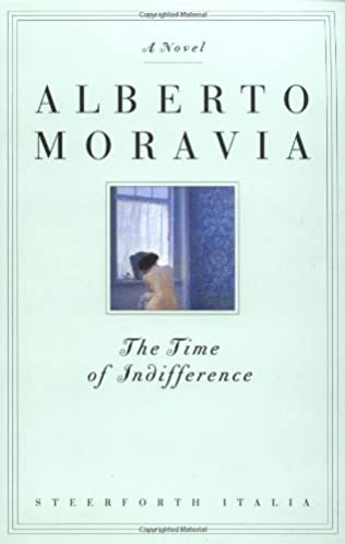 book cover of Time of Indifference