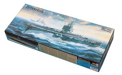 USS Aircraft Carrier Enterprise (Plastic model) Micro Ace(Arii) 1/600 Big Scale Battleship & Aircraft Carrier