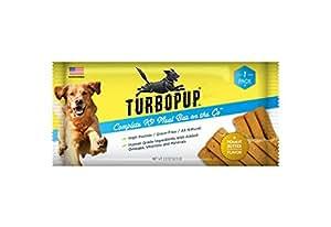 TurboPUP Complete K9 Peanut Butter Meal Bar Multipack (Pack of 6)