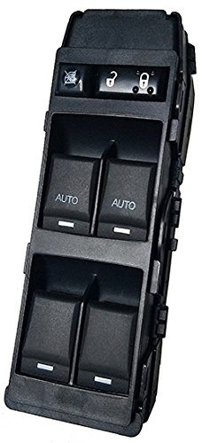 Chrysler Sebring Convertible Master Power Window Switch 2008-2010 (1 Touch Up & Down) (Switch Convertible)