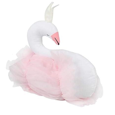Amazon.com: Almohada suave para bebé, diseño de corona de ...