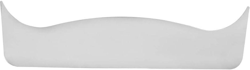 GG Grand General 30027 18 X 3 Inches Chrome Bottom Plate w// 3 Studs Mack Script