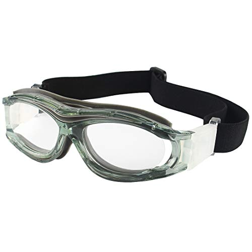 f44a54b440f2 Andux Children Basketball Soccer Football Sports Protective Eyewear Goggles  Eye Safety Glasses LQYJ-04
