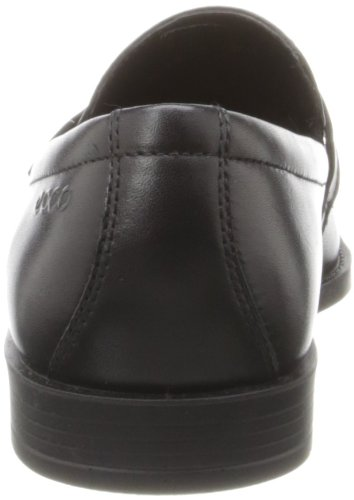 Nero black Edinburgh Uomo Mocassini 1001 ECCO qIAxw7tf7