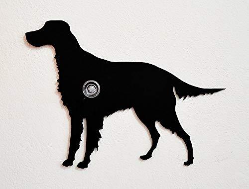 Gordon Setter Dog - Wall Hook/Coat Hook/Key Hanger (Gordon Setter Silhouette)