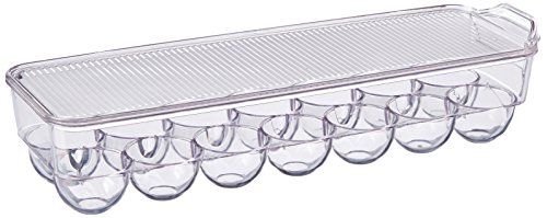 Dial Industries Refrigerator Egg Storage Container, 14 Egg Tray by Dial Industries