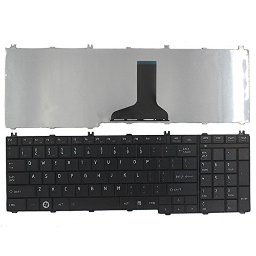 New US Keyboard For Toshiba Satellite C650 C650D L650 C670 L750D L655 L655D L670 L675 L675D C660 C660D