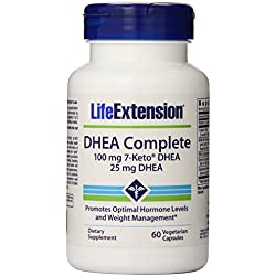 Life Extension DHEA Complete, 60 vegetarian capsules
