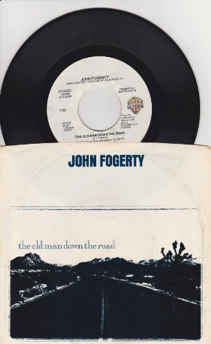 John Fogerty: The Old Man Down the Road B/w The Old Man Down the Road