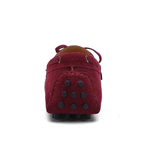 mocasines 41 CFP Botas color hombre talla EU rojo 5SqSAwp