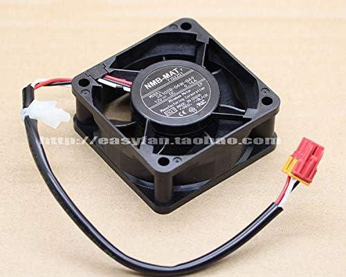 Brand new original NMB 2410SB-04W-B49 6025 12V 0.14A 6CM 3-wire cooling fan