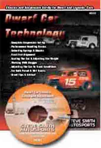 LEGENDS & DWARF CHASSIS RACING SETUP MANUAL & DVD SET Performance handling, front & rear suspension, steering, driveline, shock absorbers,choice & tuning, tires & wheels, braking system, chassis set-up, adjusting handling