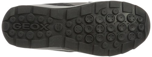 Geox Unisex Adults' J Orizont Boy ABX E Snow Boots Grey (Grey/Lime C0666) outlet popular buy cheap best sale iIDcX7Yg
