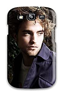 Frances T Ferguson UCJXZvP3008KTwUR Case For Galaxy S3 With Nice Robert Pattinson Widescreen Appearance by icecream design