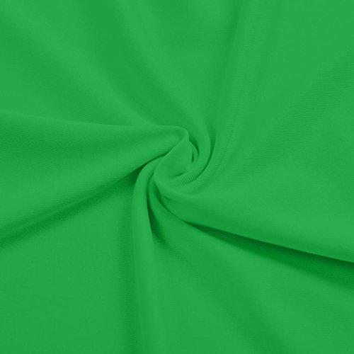 Femmes paule Courtes tefamore vert Shirt Strappy T Blouses Hauts d't Froide Z Manches SwxqHx