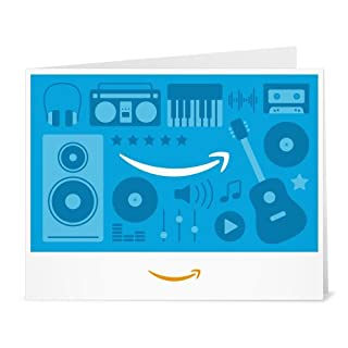 Amazon Gift Card - Print - Music Icons (B01LZA7LH7) | Amazon price tracker / tracking, Amazon price history charts, Amazon price watches, Amazon price drop alerts