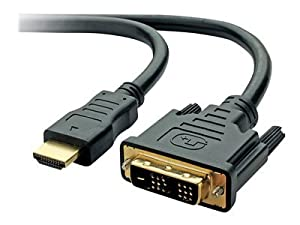 10ft Hdmi To Dvi Display Cablehdmi-m/dvi-m from Belkin