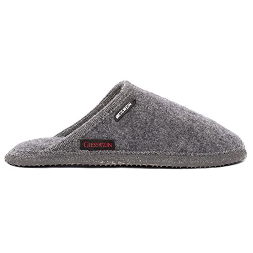Giesswein Womens Tino Wool Sandals Grey pm4La