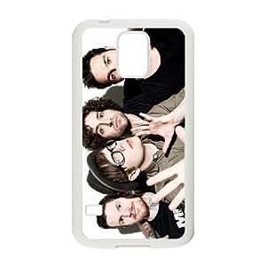Samsung Galaxy S5 Phone Case White Boy band HOD543178