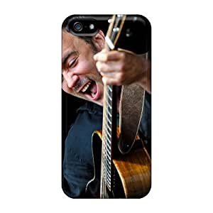 Iphone 5/5s YCy20107rqQY Provide Private Custom Beautiful Dave Matthews Band Pictures Perfect Hard Phone Case -InesWeldon