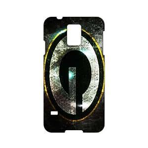 WWAN 2015 New Arrival green bay packers 3D Phone Case for Samsung S5 Kimberly Kurzendoerfer