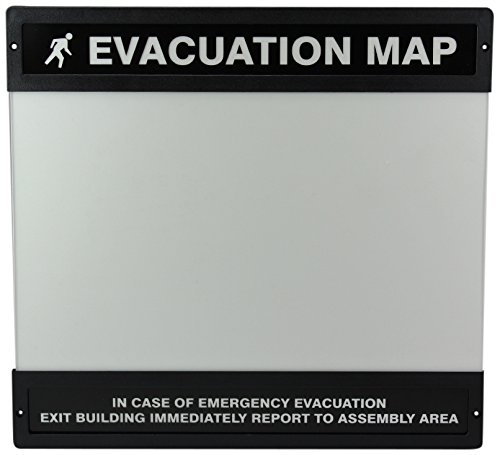 Standard Evacuation Map Holder ()