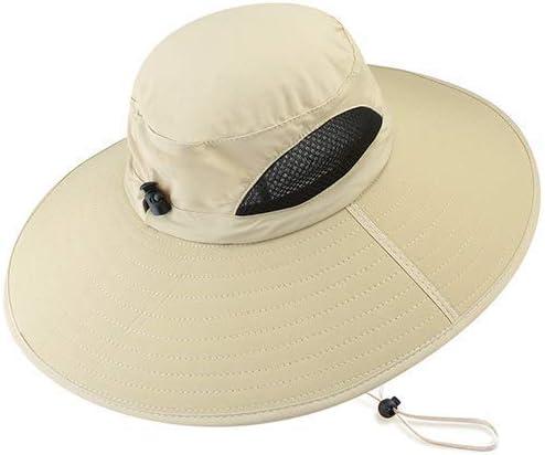 Gorra para el Sol para Mujer. Sombrero de Ala Ancha, Pala para ...