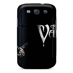 CharlesPoirier Samsung Galaxy S3 Shock Absorbent Hard Cell-phone Case Unique Design HD Metallica Skin [ShN13638dUeK]