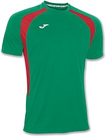 Joma 100014 - Camiseta de equipación de Manga Corta para ...