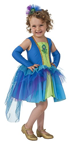 Rubie's Peacock Child's Costume, Toddler -