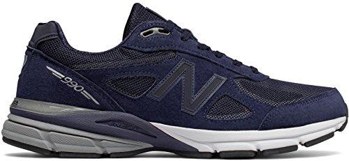New Balance Men's 990v4 Running Shoe -  M990NLE4