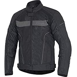 Vykon Induction Jacket: All Black (2X-Large)
