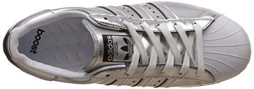 adidas Superstar Boost W Silver Metallic White Silver