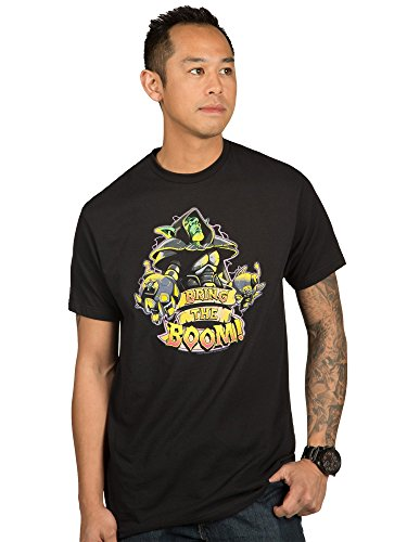 JINX Hearthstone Men's Bring The Boom Premium Cotton T-Shirt