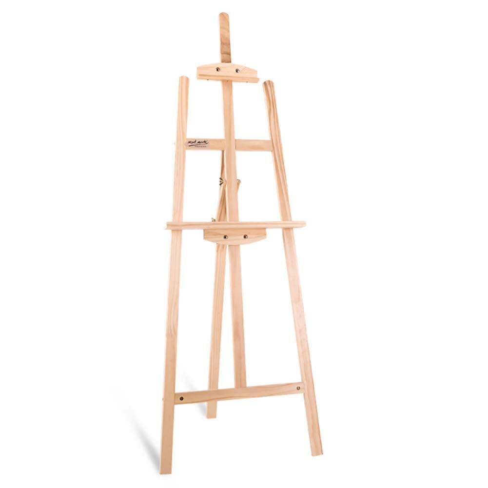 イーゼル 木製の絵画スタンドイーゼルポータブル木製の写真の三脚ディスプレイ大人と子供のための床イーゼル (色 : さいず 木の色, サイズ さいず Style-1 B07GLCCW85 : Style-1) Style-1 木の色 B07GLCCW85, RICK STORE:94e43c8d --- ijpba.info