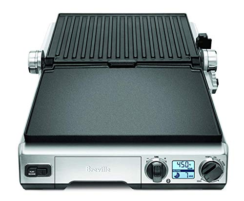 Breville the Smart Grill 1800W LCD High-Sear Indoor Electric Grill -BGR820XL by Breville (Image #2)