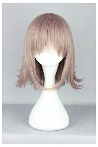 COSPLAZA Cosplay Wigs 40cm Short Lovely Girls Anime Show Character Play Video Games Dress Up Party Hairs]()