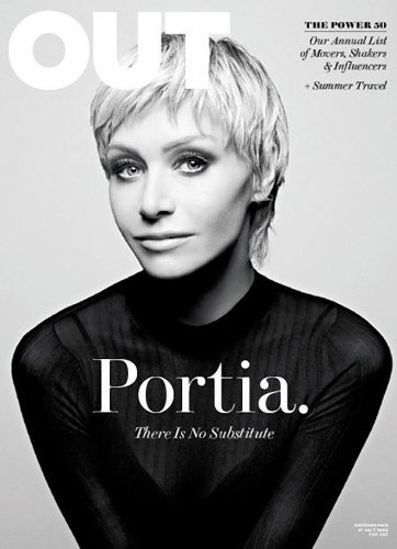 Download Out Magazine (May 2013) Power 50 - Portia DeRossi pdf epub