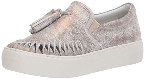 J Slides Women's Aztec Shoe, Bronze Metallic, 6 Medium US from J Slides