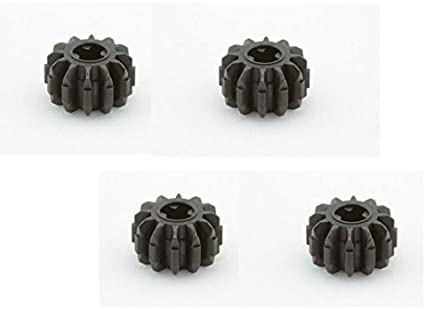 Gear 20 Tooth Double Bevel NEW LEGO x 10 Black Technic