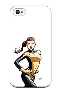 High Grade CharlesRaymondBaylor Flexible Tpu Case For Iphone 4/4s - Kitty Pryde